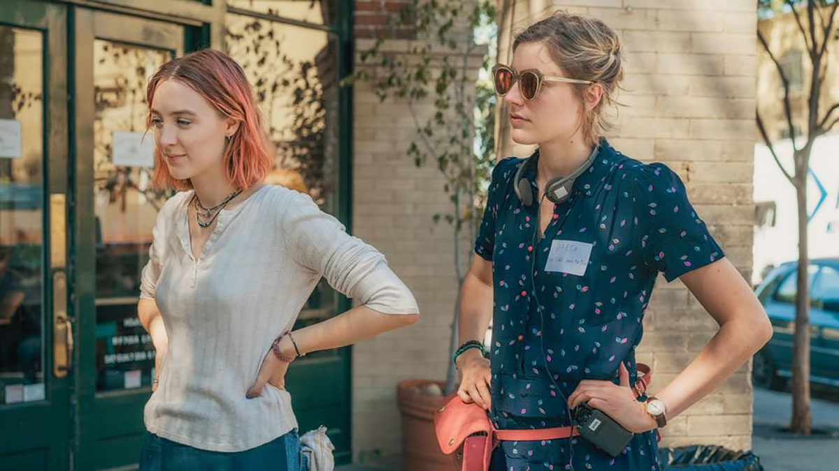 "The movie follows Christine ""Lady Bird"" McPherson through her senior year of high school and has been lauded as one of the best films of 2017."