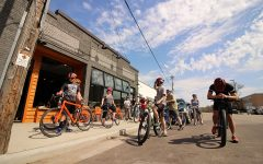 Shift: Riding into National Bike Month and a grand opening