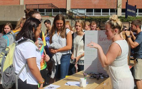 Blu's Organizational Bash invites students to join clubs