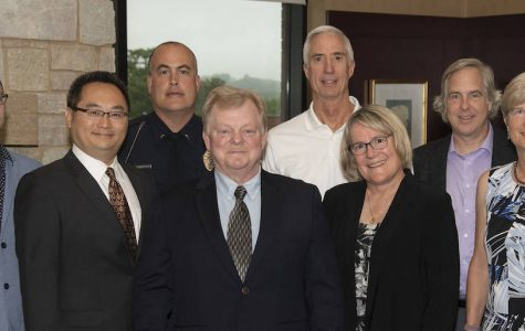 UWEC recognizes eight faculty members for their excellence