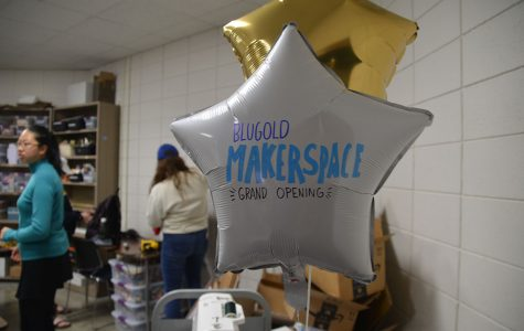 Makerspace invites students, faculty and staff to harness creativity