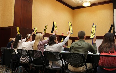 Bill to adjust distribution of Blugold Commitment grants introduced to Student Senate