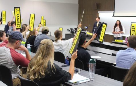 Student Senate passes resolution in support of revised ordinance