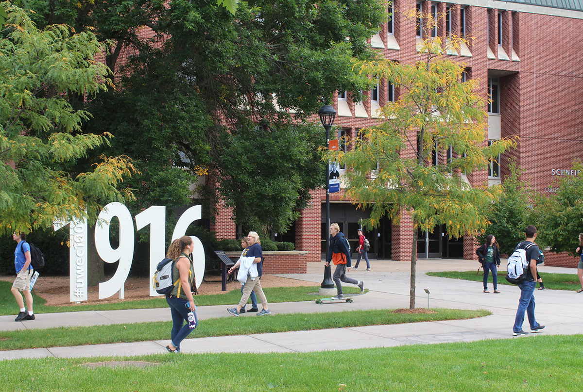 UW-Eau Claire was ranked the fifth regional public university in the Midwest.