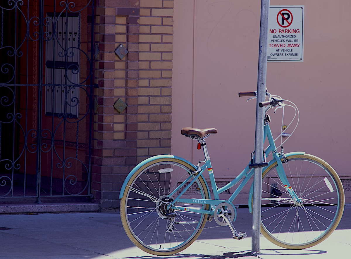 UW-Eau Claire's new bike fixing stations are located in three different spots around campus.