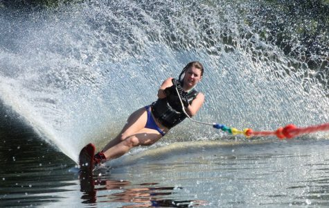 Water Ski and Wakeboard team prepares to make a splash at conference