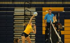 UW-Eau Claire volleyball team celebrates influential Blugold coach during weekend's games