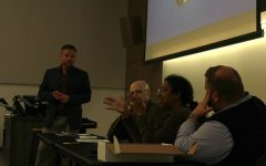 Constitution Day panel discusses free speech and the First Amendment