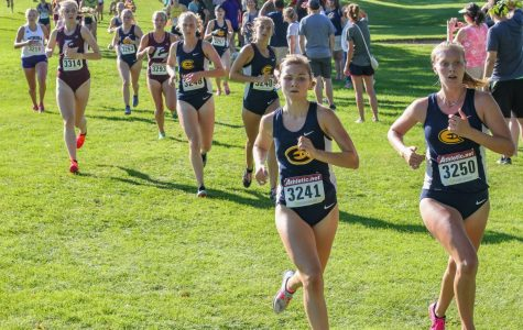 Blugold runners aim to keep improving through teamwork