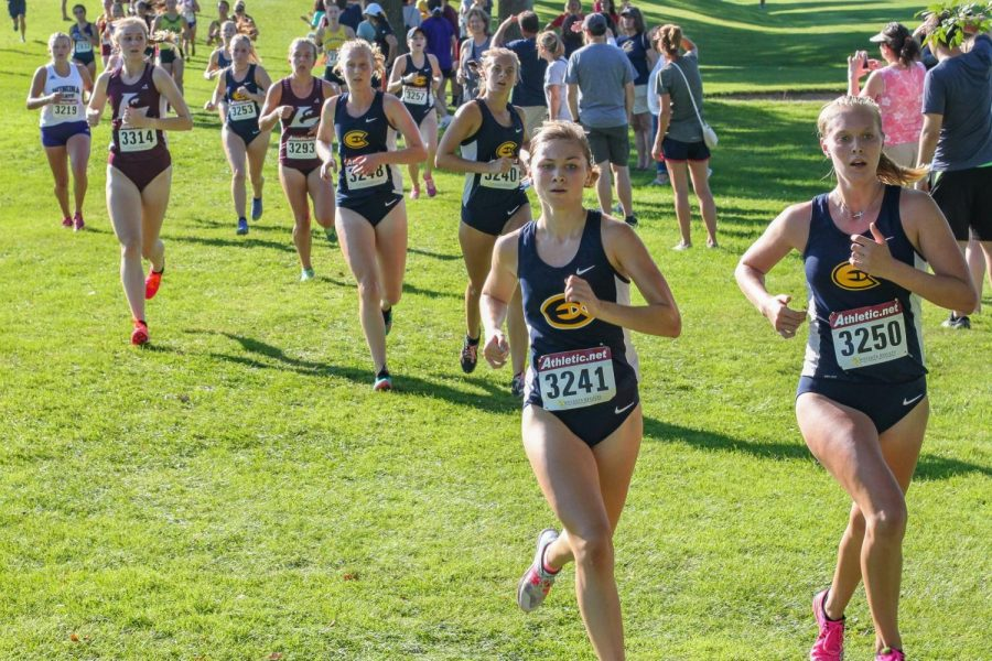 Blugold runners competed in the Augsburg Invitational on Sept. 15, where the women's team placed fifth overall. Individually, Samantha Slattery won the meet with a time of 23:32.7.