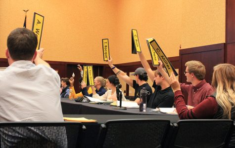 A resolution in support of the Fall legislative priority summary that sets goals for campus, city, state, and national issues affecting UW-Eau Claire students was passed on Monday.
