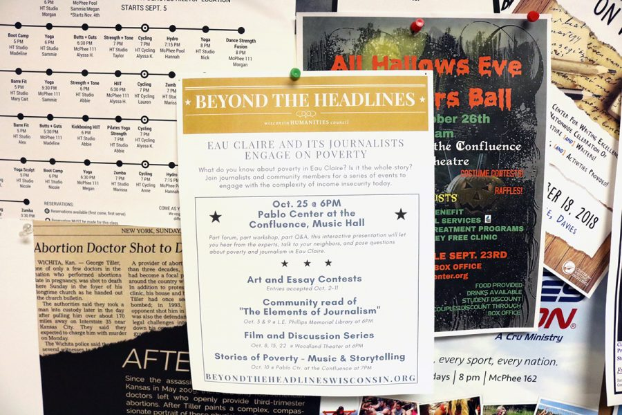 Beyond the Headlines Eau Claire acknowledges local poverty
