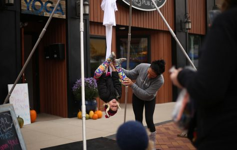 Fall Festival takes Eau Claire streets by storm