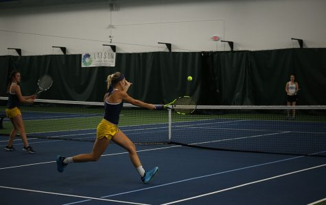 Women's tennis places third at WIAC Championship