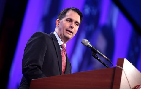 Blue midterms in Wisconsin leave Walker behind