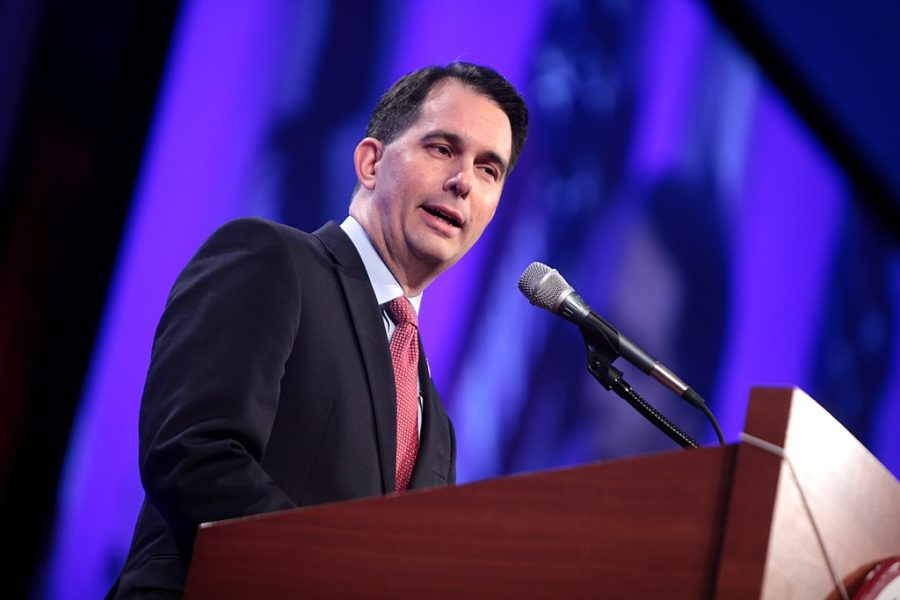 Blue midterms in Wisconsin leave Walker behind