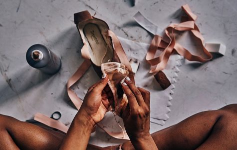 That's one pointe for the ballerinas
