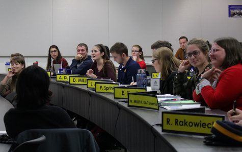 Student Senate approves creation of 'It's On Us' committee