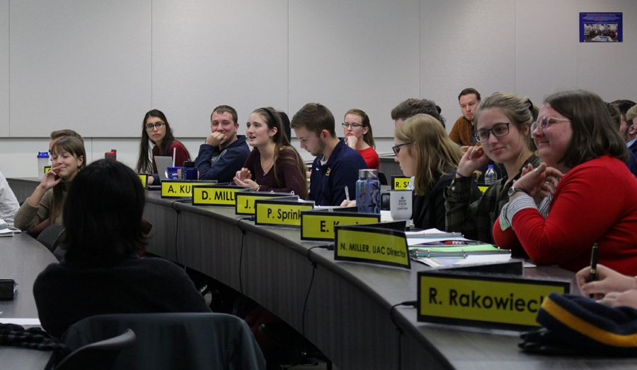 Student Senate passed a resolution in support of Trans*mission Week and a bill to form a committee for the national It's On Us movement on Monday.