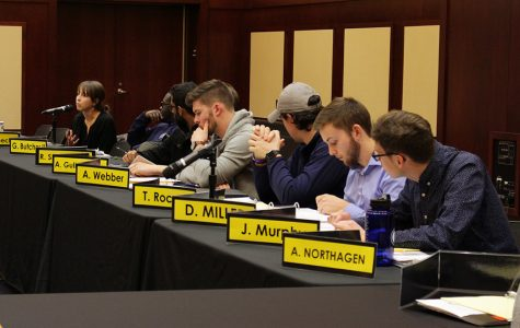 Student Senate opposes proposed amendment to lower quorum