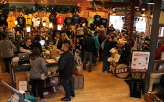 Holiday sale supports Eau Claire's small business