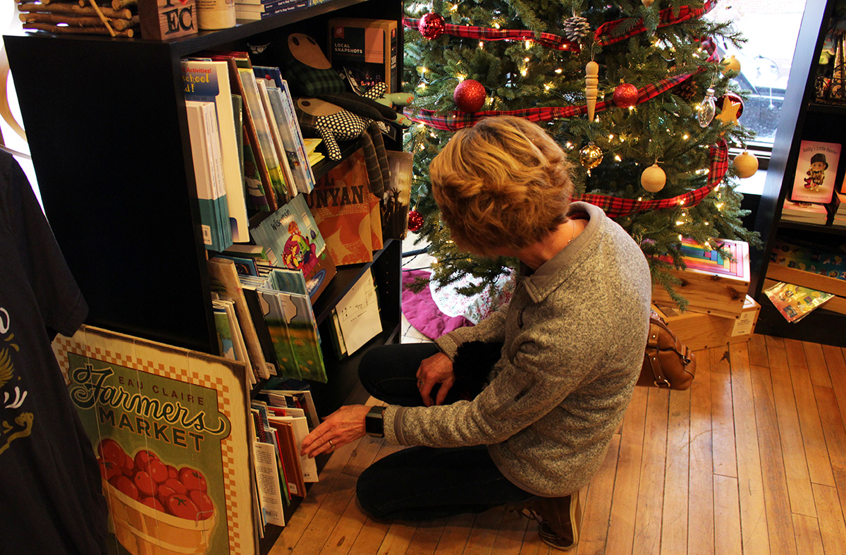 Different+genres+of+books+were+also+some+gift+options+for+the+holiday+season.