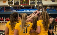 Women's volleyball takes NCAA regional title
