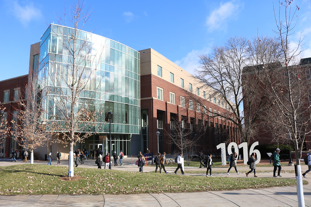 UW-Eau Claire will join thousands of nonprofits around the world in celebration of Giving Tuesday on Nov. 27.