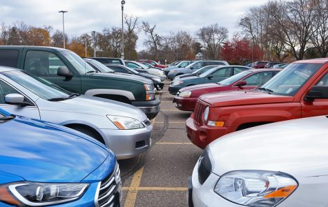 Changes proposed to restructure university parking system