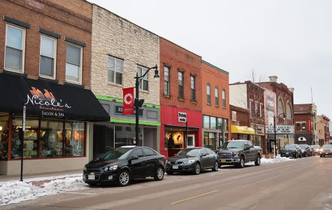 Downtown Eau Claire has been in the process of a revitalization since the early 2000s and DECI played a large role in its transformation.
