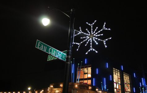 Eau Claire lights up for the holidays