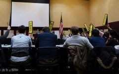 Student Senate passes resolution in opposition to proposed Title IX changes