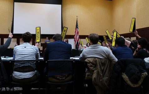 Student Senate passed three resolutions and five bills on Monday.