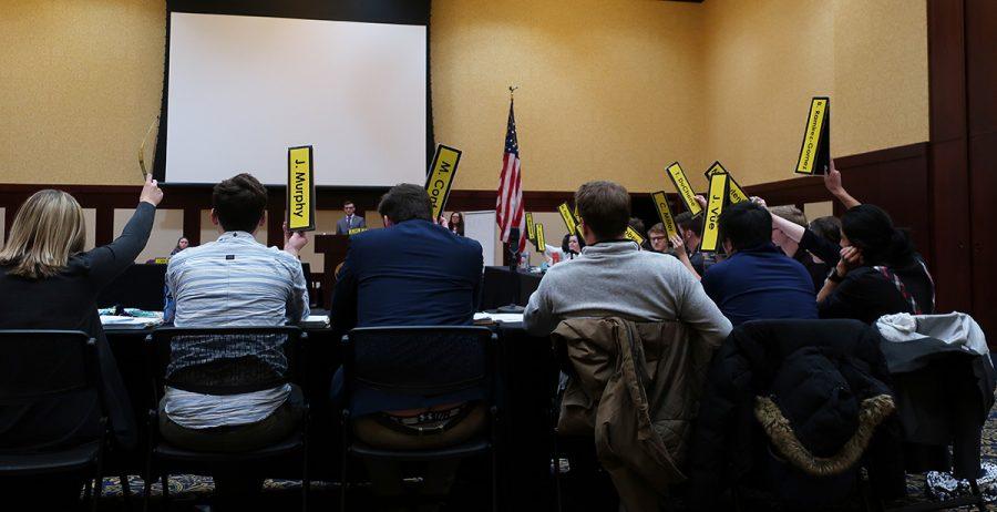 Student Senate passed three resolutions and five bills on Monday.