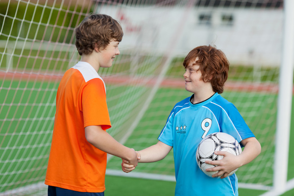 One of the cornerstones of athletic competition is sportsmanship. Even during intramurals, athletics shouldn't overlook this important concept.