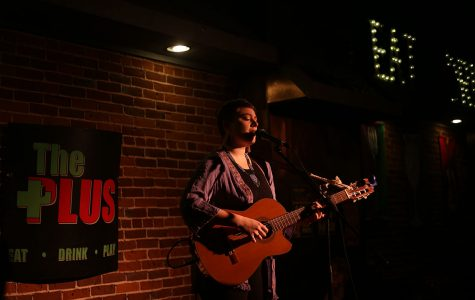Women's Night at The Plus showcases local poets, singers and comics