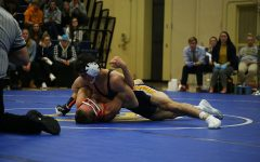 Wrestling team remains optimistic after string of losses