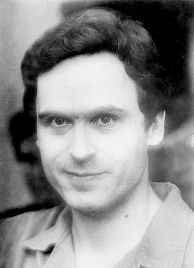 Ted Bundy, subject of interest in Hollywood in recent years.