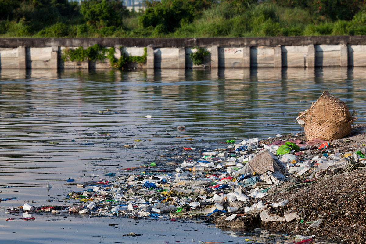 Pollution goes beyond just plastic straws and grocery bags, but small lifestyle changes can make waves.