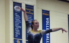 UWEC women's gymnastics win first meet of the season