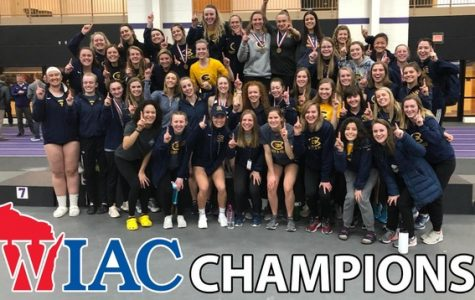 Blugolds track and field teams finish at the top at WIAC championship