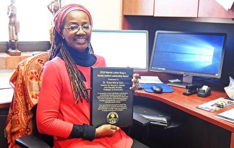 Avin Wins MLK Award