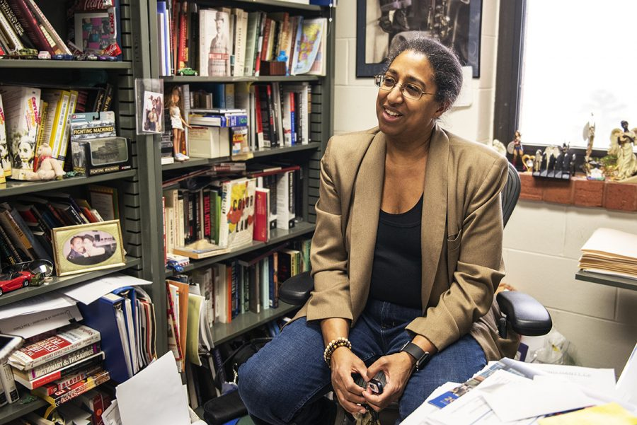 Selika Ducksworth-Lawton, professor in history and women's, gender and sexuality studies, is an active leader on the local and state-wide levels. She was named one of Wisconsin's most influential black leaders by Madison 365 in December.