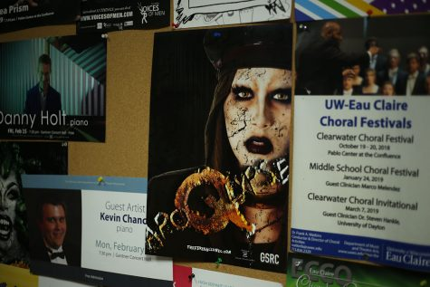 UWEC student to publish collection of works, hold release show at Dotters Books