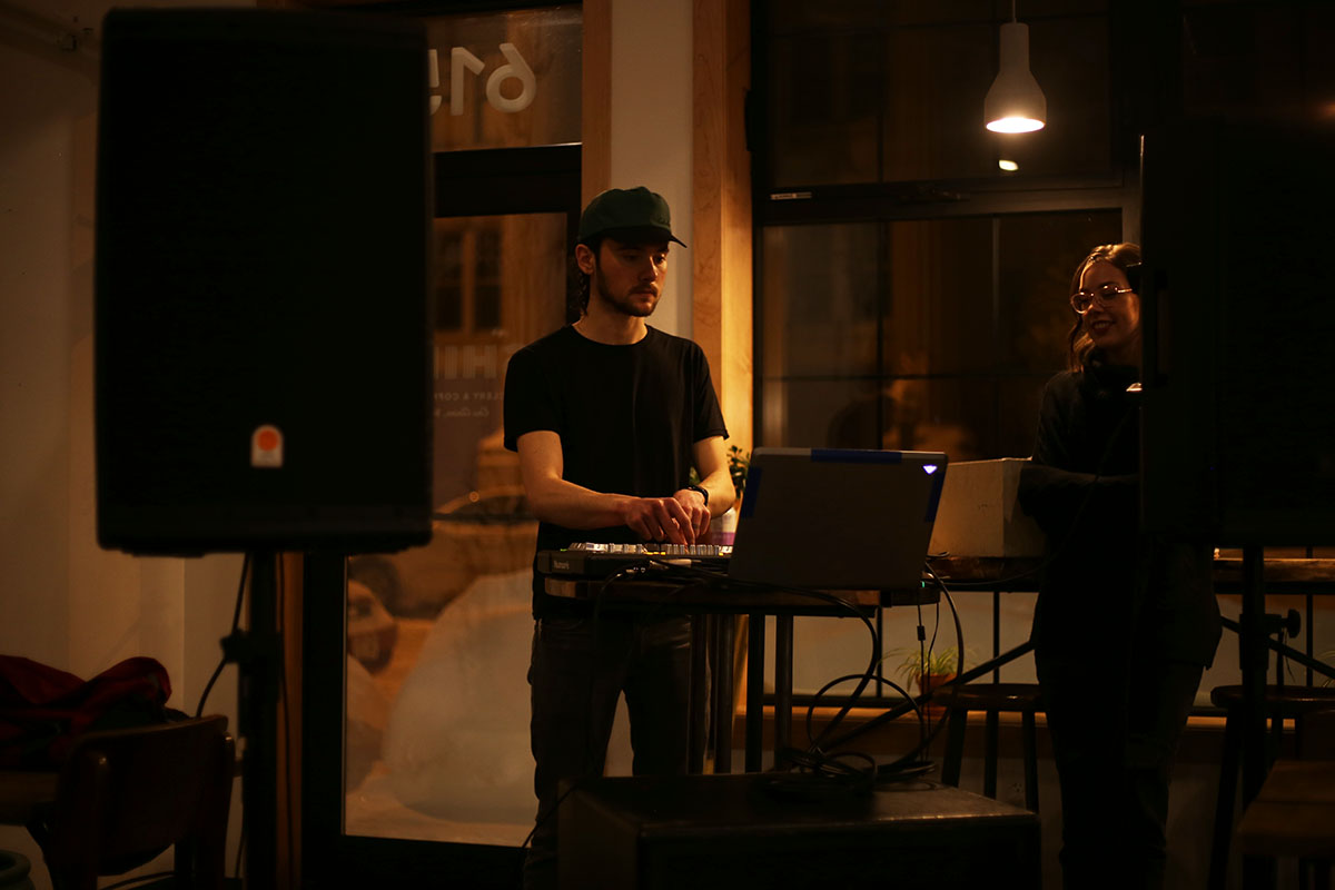 Local+shift+barista+Gabe+played+his+music+as+well+as+competed+in+the+event.
