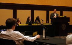 Student Senate passes three resolutions