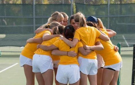 UW- Eau Claire women's tennis season preview