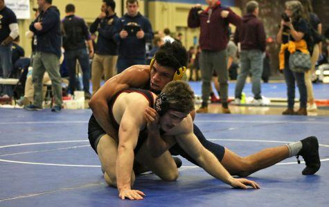Multiple Blugolds land in top six at the Don Parker Open