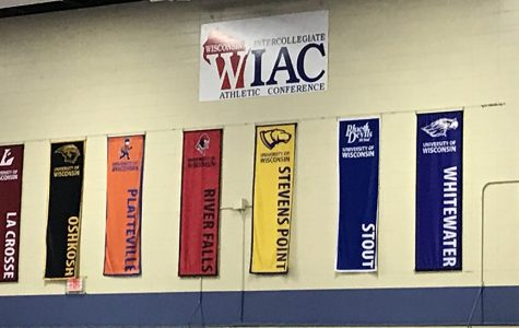 Blugolds host the WIAC Wrestling Championship