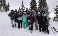 Blugolds take on the slopes as winter season continues